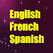 Download Learn English French Spanish 3.1 APK