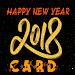 Download নিউ ইয়ার কার্ড~new year 2018~card 4.0 APK