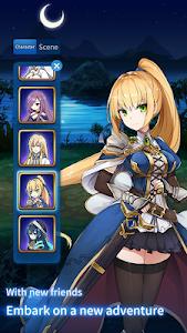 screenshot of Eternal Senia - Hydrangea After The Rain version 1.181221