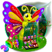 Download 3D Cute Buttefly Theme 1.3.6 APK