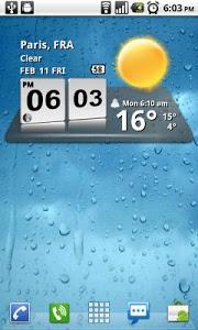 Download 3D Digital Weather Clock 4.2.4 APK
