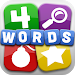 Download 4 Words: Guess the Association 1.2.4 APK