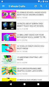 Download 5 Minute Crafts 1.3 APK
