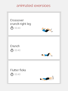 Download ABS Workout - Belly workout, ABS in 30 days 2.0.5 APK