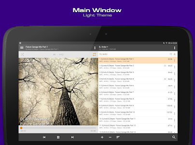 screenshot of AIMP version v2.85, Build 720 (17.01.2019)