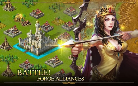 screenshot of Age of Warring Empire version 2.4.45