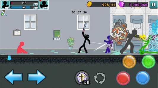 Download Anger of stick 5 : zombie 1.1.5 APK