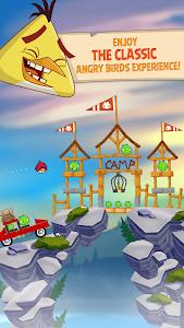 screenshot of Angry Birds Seasons version 6.6.2