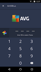 screenshot of AVG AntiVirus FREE for Android Security 2017 version 6.7.1