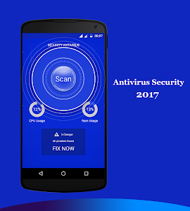 Download AntiVirus Security 2017 2.0 APK