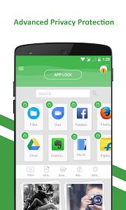 screenshot of AppLock version 6.6