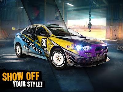 screenshot of Asphalt Xtreme: Rally Racing version 1.7.4c