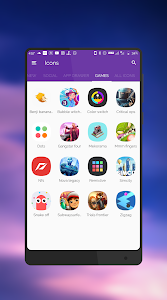 Download Aspire UX S8 - Icon Pack 1.9.0 APK