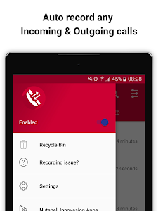 Download Auto Call Recorder 1 0 4 APK | downloadAPK net