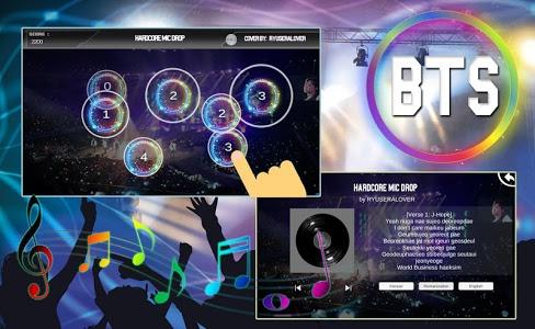 Download BTS Piano Tiles Superstar 2.3 APK