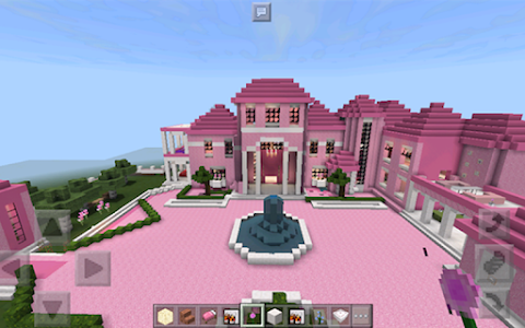 Download Barbie House For MCPE 4.0 APK