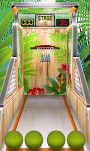 screenshot of Basketball Mania version 3.7