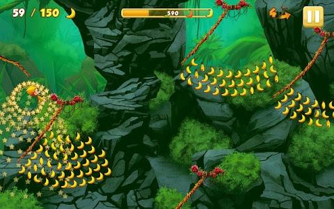 screenshot of Benji Bananas Adventures version 1.14