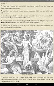 Download Bible: KJV, BBE, ASV, WEB, LSG 1.8 APK