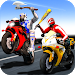 Download Bike Attack Race : Highway Tricky Stunt Rider 5.8 APK