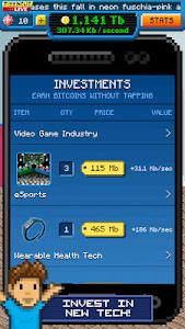 screenshot of Bitcoin Billionaire version 4.7