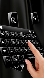Download Black Business Keyboard 7.0 APK