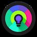 Download Black Light Icon Pack 4.2 APK