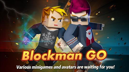 screenshot of Blockman GO : Multiplayer Games version 1.4.2