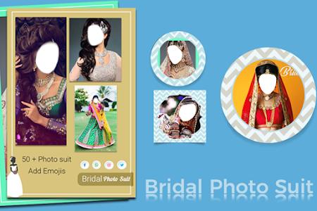 screenshot of Bridal Photo Suit version 1.0.3