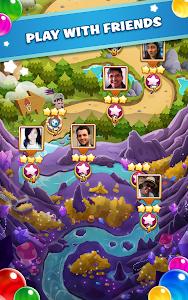 screenshot of Bubble Blaze version 3.5.14