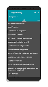 Download C Programming - 200+ Offline Tutorial and Examples 1.2.0 APK