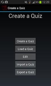 Download CAQ (Create a Quiz/Test Maker) 1.81 APK
