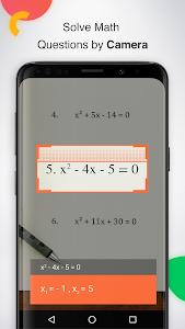screenshot of Calculator Pro version 2.02.1