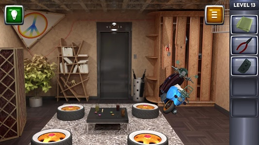 screenshot of Can You Escape 3 version 1.1