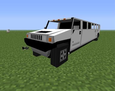 Download Car MOD For Minecraft PE 1.0 APK