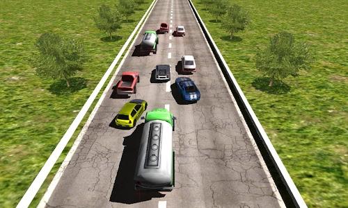 screenshot of Cars: Traffic Racer version 2.5