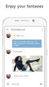 screenshot of Casual Dating & Adult Singles — JOYRIDE version 4.14.5