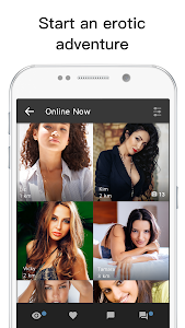 screenshot of Casual Dating & Adult Singles - Joyride version 5.3.7