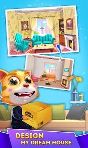 screenshot of Cat Runner: Decorate Home version 2.5.5