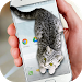Download Cat Walks in Phone Cute Joke 2.1 APK