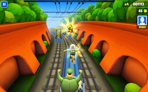 screenshot of Cheats Subway Surfers 2017 version 1.0