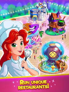 Download Chef Rescue - Cooking & Restaurant Management Game  APK