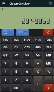 Download CITIZEN & GST CALCULATOR 24.11.10 APK