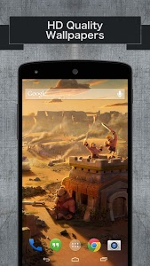Download Clash Wallpapers HD 5.0 APK