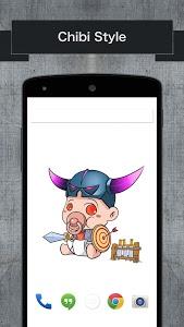 screenshot of Clash Wallpapers HD version 5.0