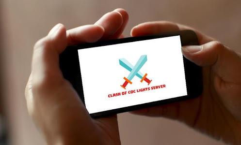 Download Clash of COC Lights Server 1.0 APK