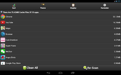 Download Clean Cache - Optimize Support Android 6.0 & 7.0 2.45 APK