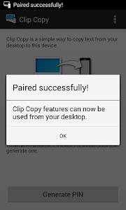 Download Clip Copy - pc to mobile 1.2 APK