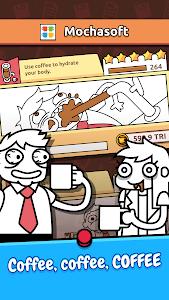 Download Idle Coffee Inc. - Caffeine Rush Simulator Clicker 1.0.3 APK