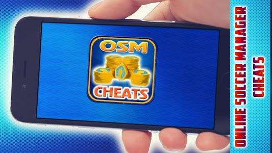 Download Coins For Online Soccer Manager [ OSM ] prank 1.0 APK